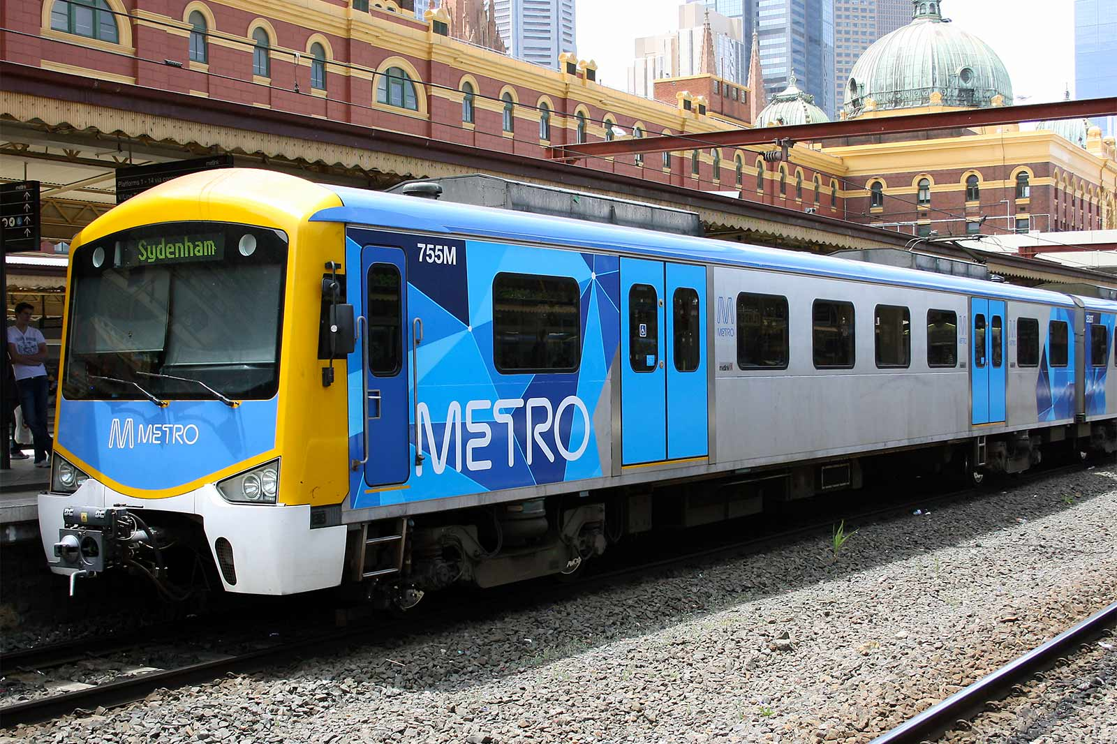 Air Conditioning - Awarded Service Partner: Metro Trains